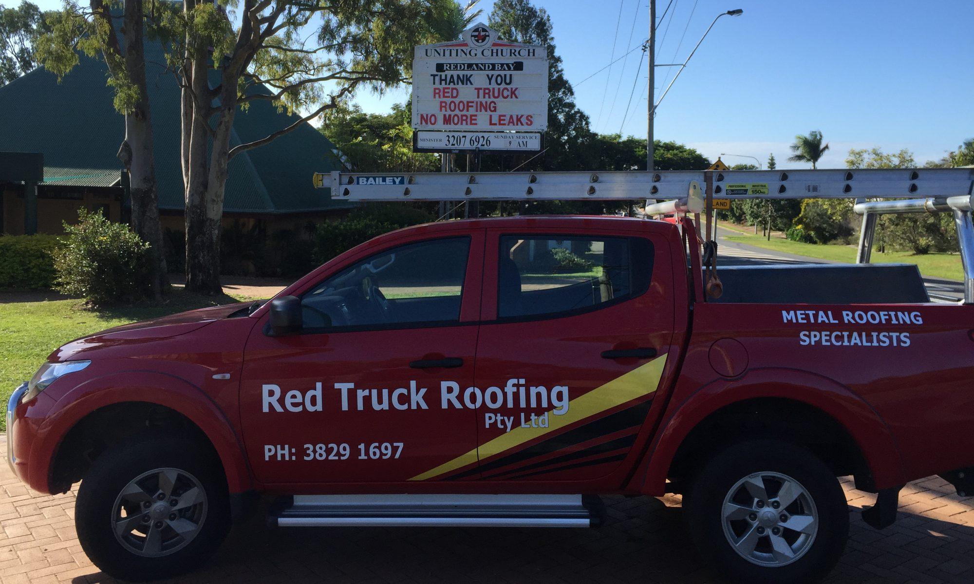 Red Truck Roofing - BRISBANE
